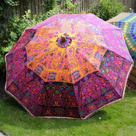 GARDEN INDIAN PARASOLS UMBRELLA Product Code:INDIAN