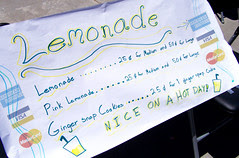 Put that Lemonade on my Credit Card, Please!