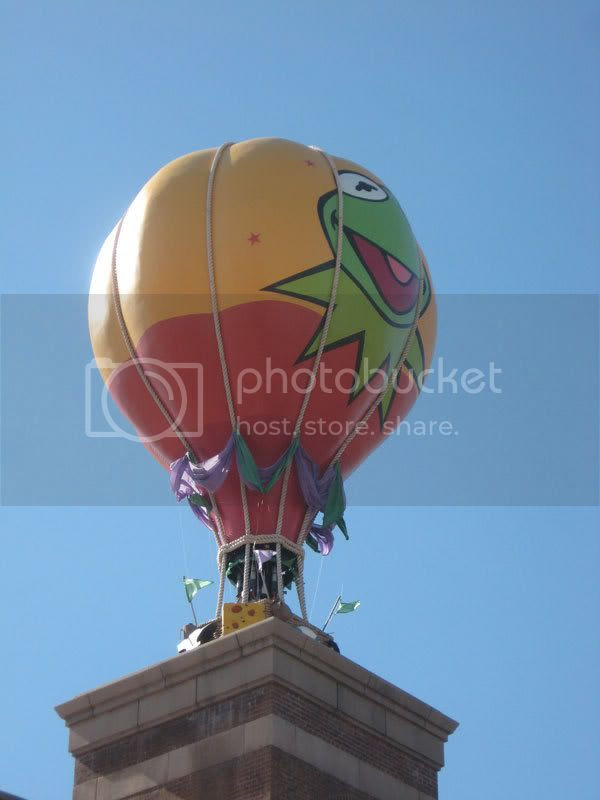Muppet Balloon