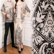 informasi harga jual baju batik sepasang  termurah