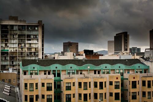 Tenderloin rooftops
