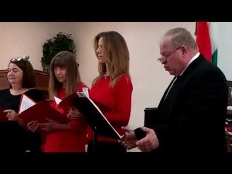 A gyülekezet karácsonyi ünnepsége