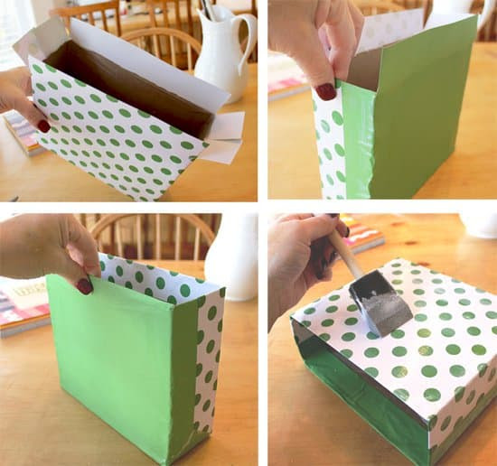 detergent box tote 17b