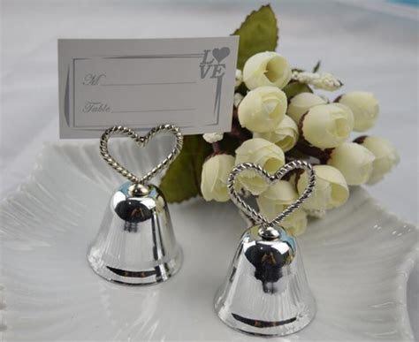 Free shipping wholesale 200PCS Silver Heart Bell Place