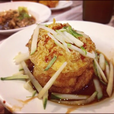 Tahu Telor #food  (Taken with Instagram)
