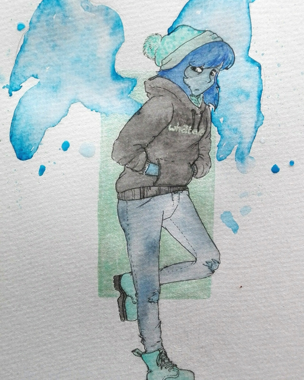 Today was shitty, here's a relatable Lapis