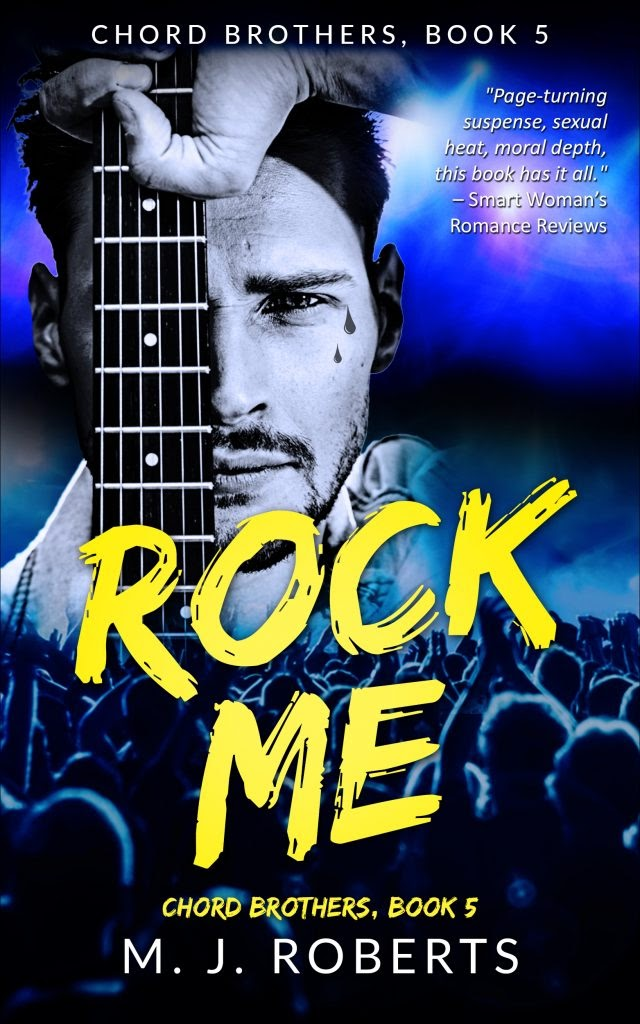 Cover Reveal - Rock Me by MJ Roberts  @MJRobertswriter  @InkSlingerPR