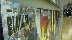 Atomic Comics Signing