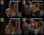 Melhor na TV 2015/569 - Alba Baptista sexy em Jardins Proibidos