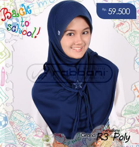 Model Hijab Rabbani Buat Anak Sekolah Modern Terbaru