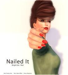 Nailed It - Advertising 2