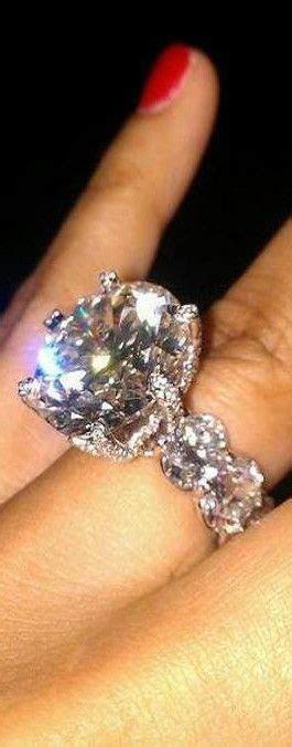 Best 25  Huge wedding rings ideas on Pinterest   6