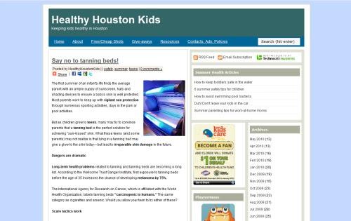 Healthy Houston Kids