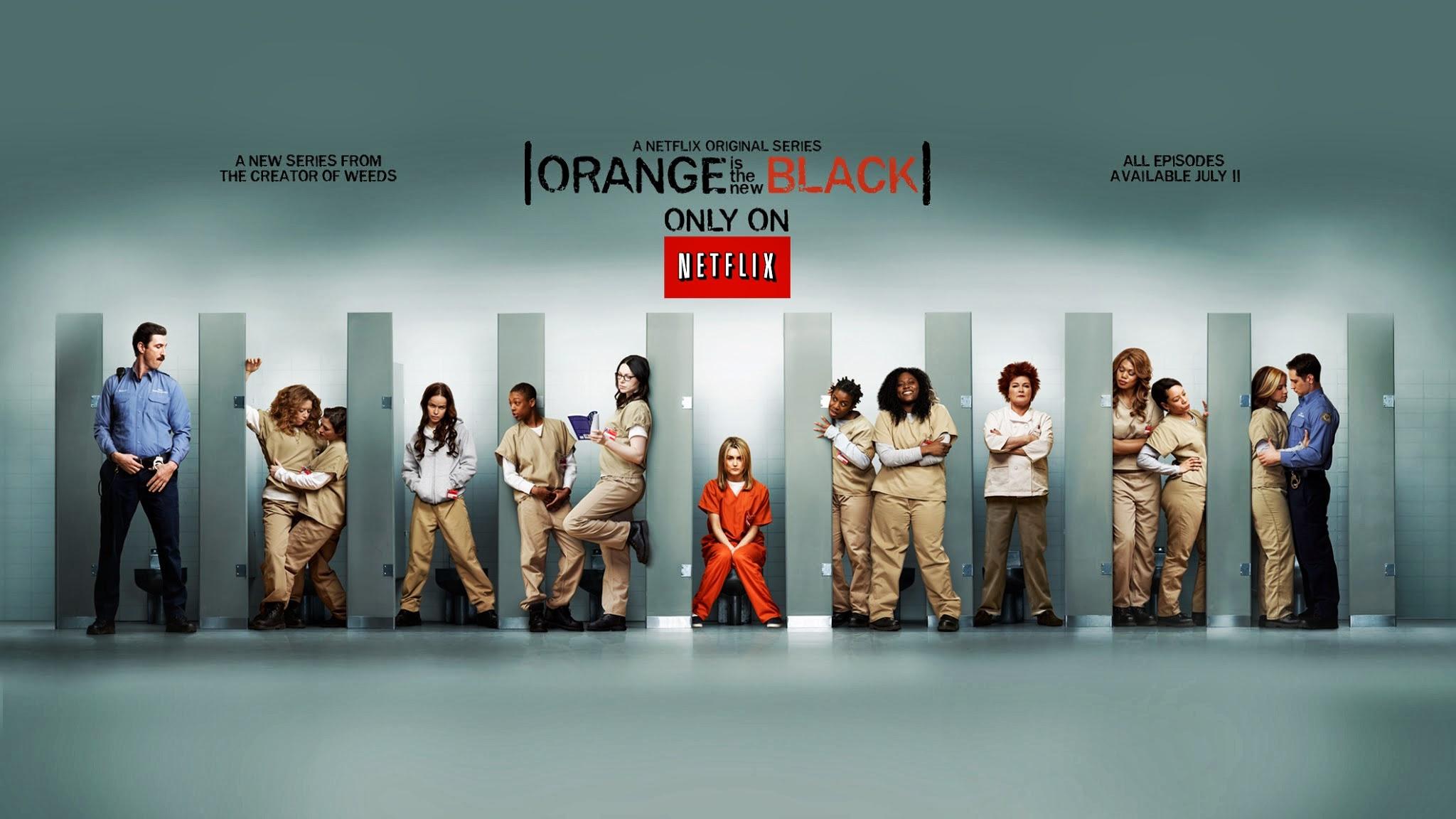 Orange Is The New Black Wallpaper 2048x1152 82135