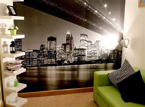 york theam room decor shelf unit  york wall