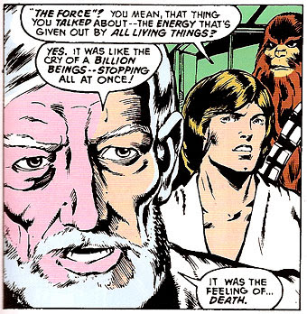 Star Wars comics