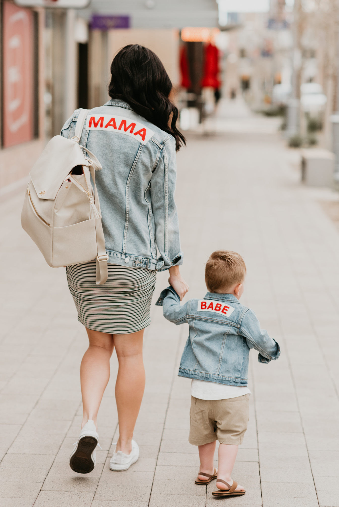 mommy and me jackets  spring fashion  outfits  outings