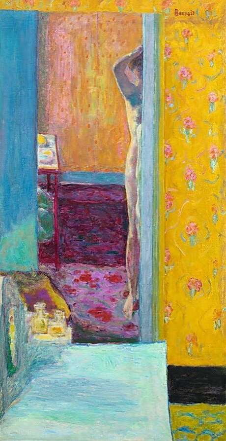 "Pierre Bonnard, ""Nude in an Interior"" (1912-1914) Photo: Artists Rights Society (, ADAGP, Paris"