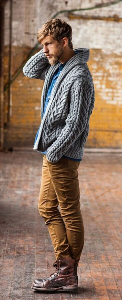 40 coolest winter outfits for men  machovibes