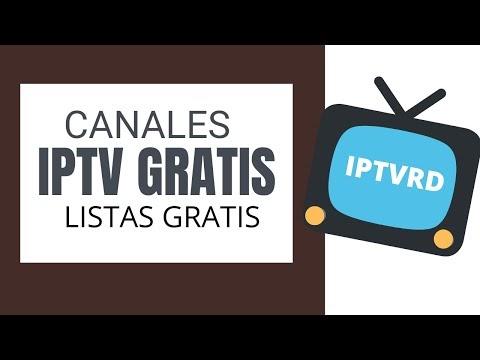 Lista IPTV m3u remota 8 enero 2020