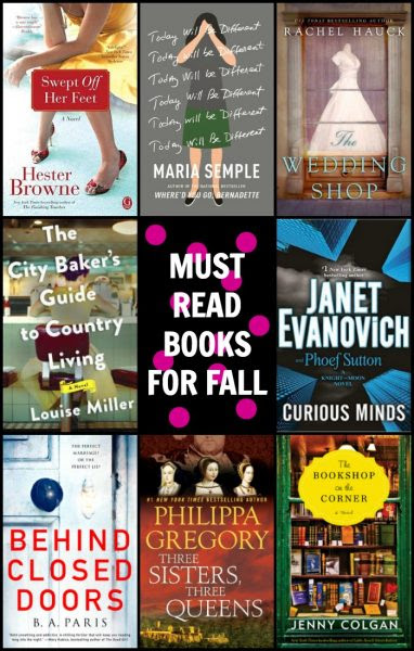 Must Read Books for Fall-Pink Heels Truck