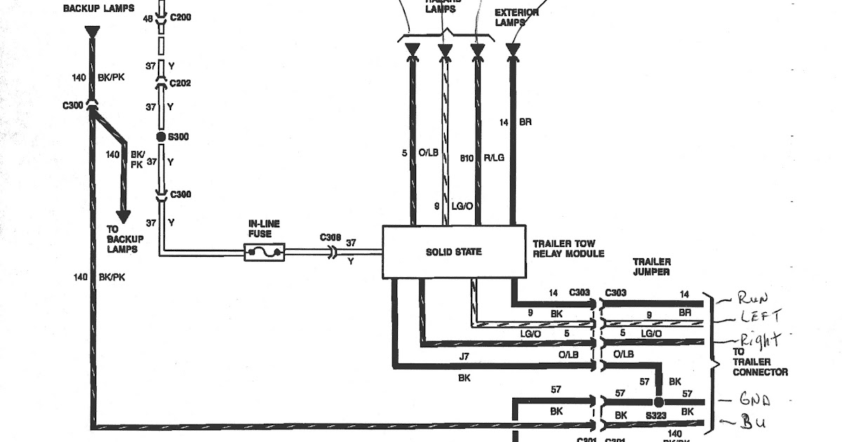8892 Trailer Light Wiring Diagram Ford Ranger Pdf Download
