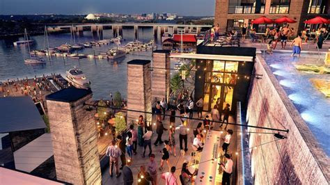 The Most Exciting Restaurants and Bars Opening at the DC Wharf