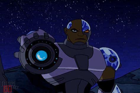 Cyborg   Teen Titans Fanon Wiki