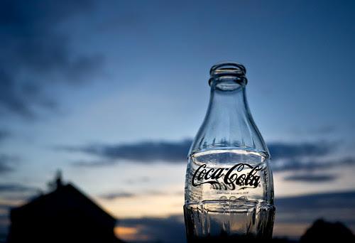 Coca Cola Sunset April 2012 by dunard54