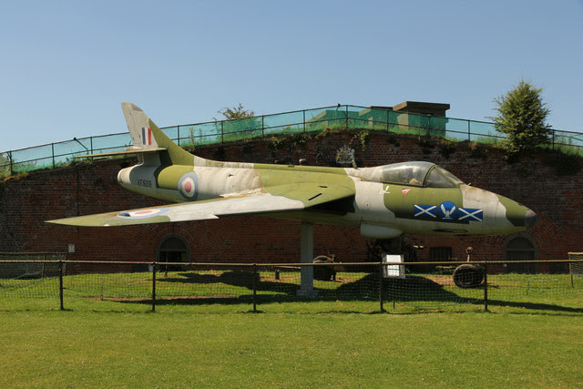 Hawker Hunter XF509