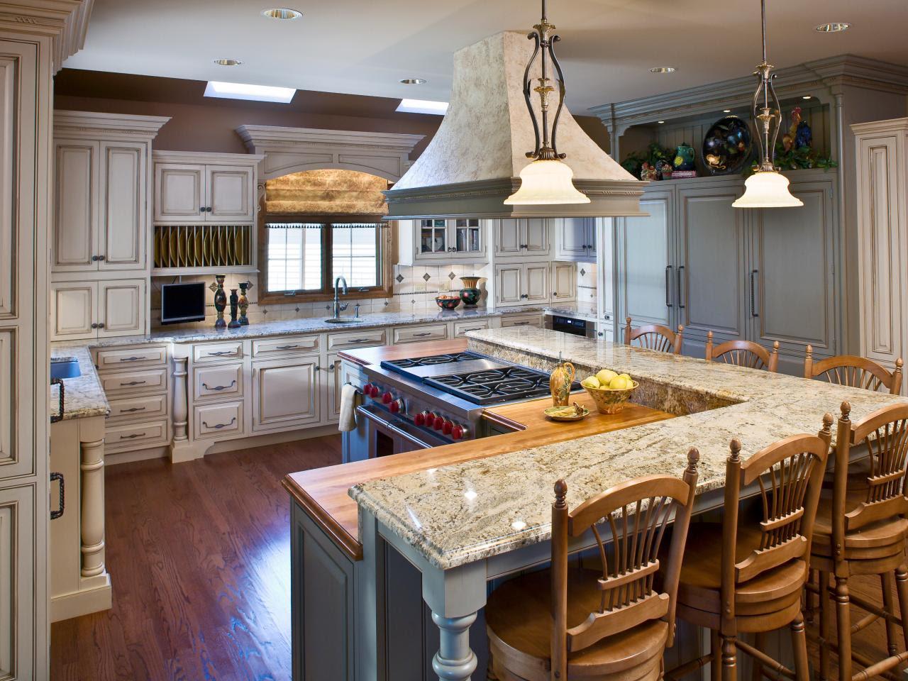 5 Most Popular Kitchen Layouts Kitchen Ideas Design