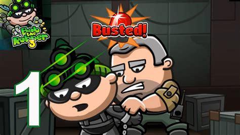 bob  robber  level   gameplay walkthrough part