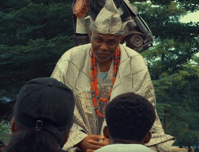 [VIDEO] 2Baba – 20 Years A King (Short Film)
