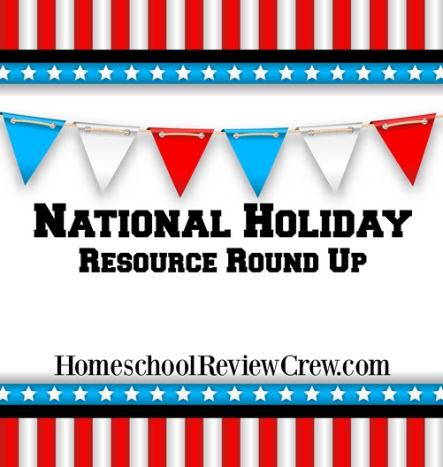 National Holiday Resource Round Up 2018 {Homeschool Link UP}