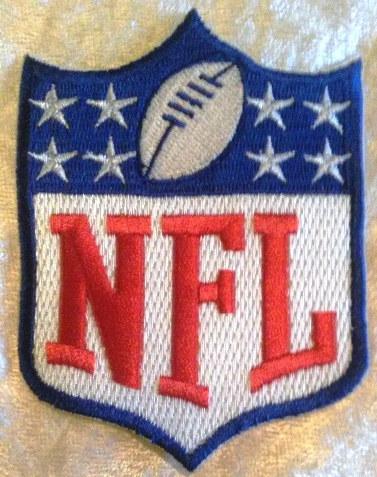 NFL 8Star Big 3.25quot; Iron On Embroidered Patch ~USA Seller~FREE Ship  eBay