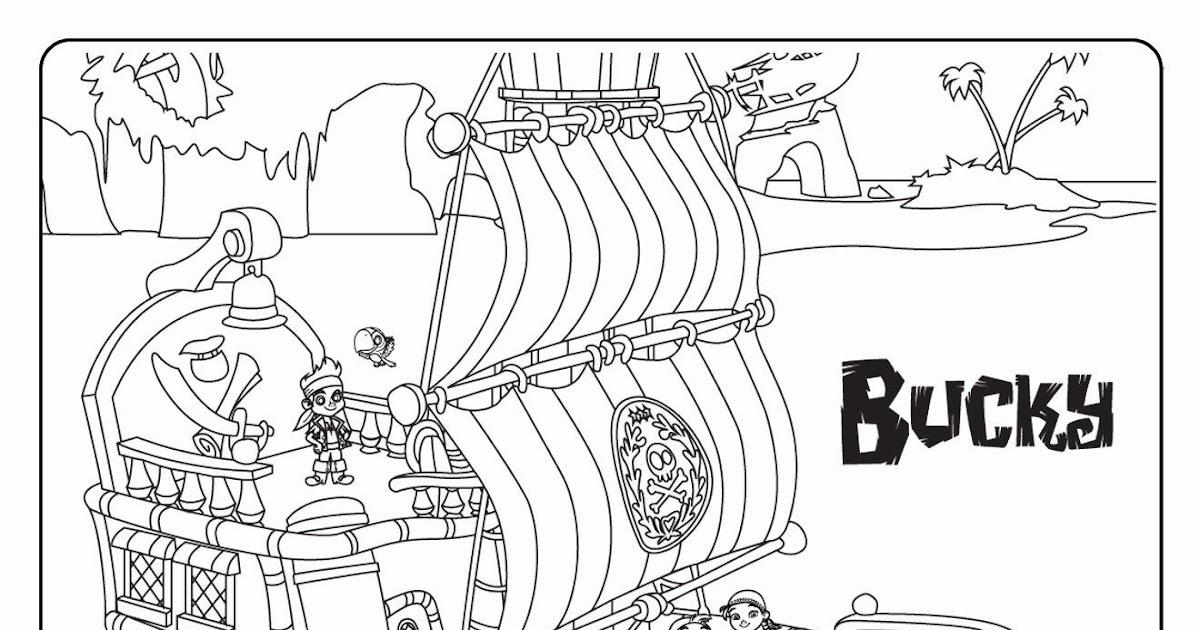 jake und die nimmerland piraten malvorlagen text | aiquruguay
