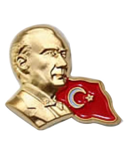 Atatürk Rozet çeşitleri