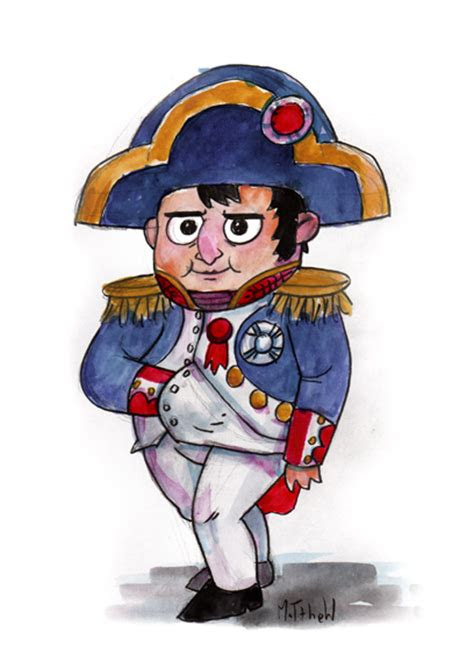 napoleon bonaparte comic strip