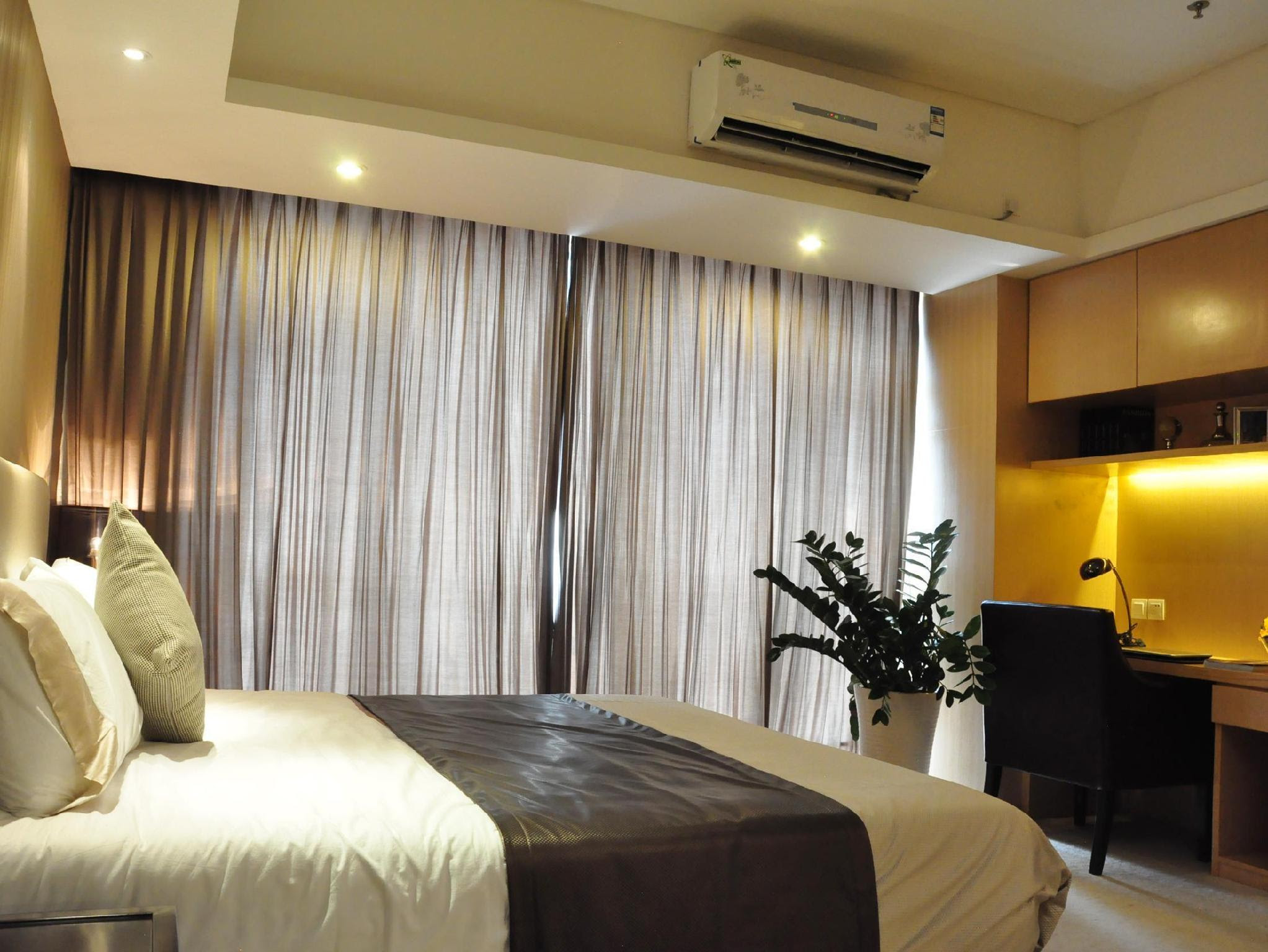 Review Baihe International Apartment Hotel Financial Plaza Branch