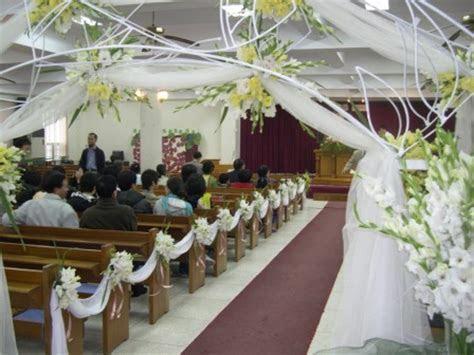 Simple Church Wedding Decorations ~ Wedding Ideas