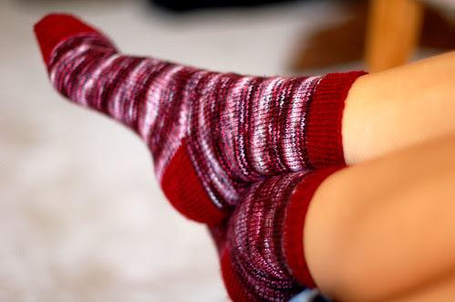 Chimney Socks 6