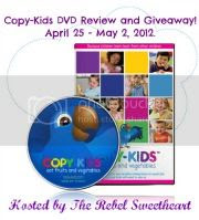 Fruits and Vegetables DVD