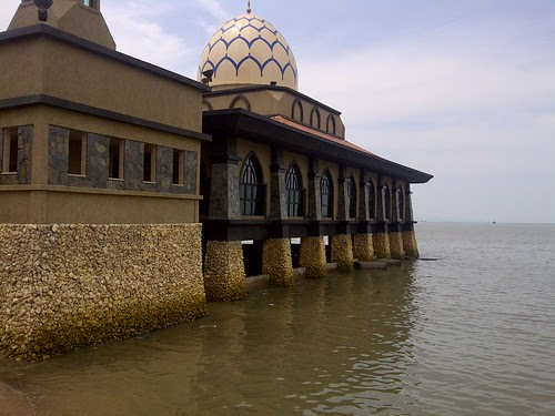Masjid al-Hussain, Kuala Perlis