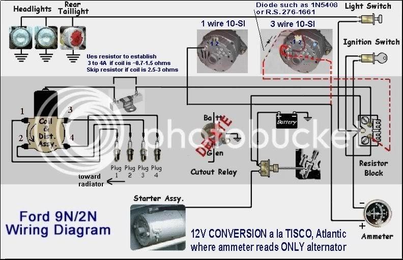 1952 ford 8n 12 volt wiring diagram 34 ford 8n wiring diagram 12 volt wiring diagram list  34 ford 8n wiring diagram 12 volt
