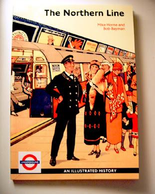 Northern Line Book