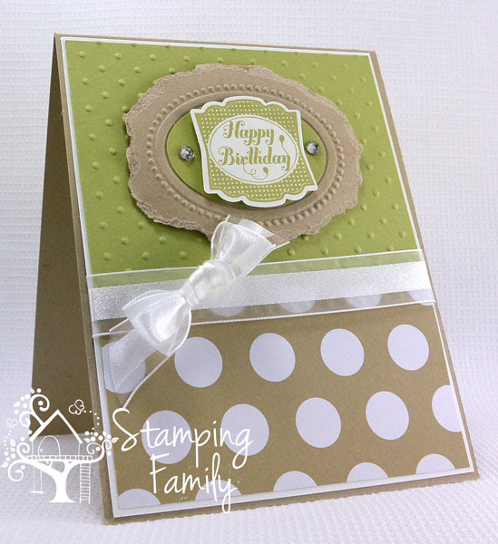 How to Make a Set of Birthday Cards - Video Tutorial