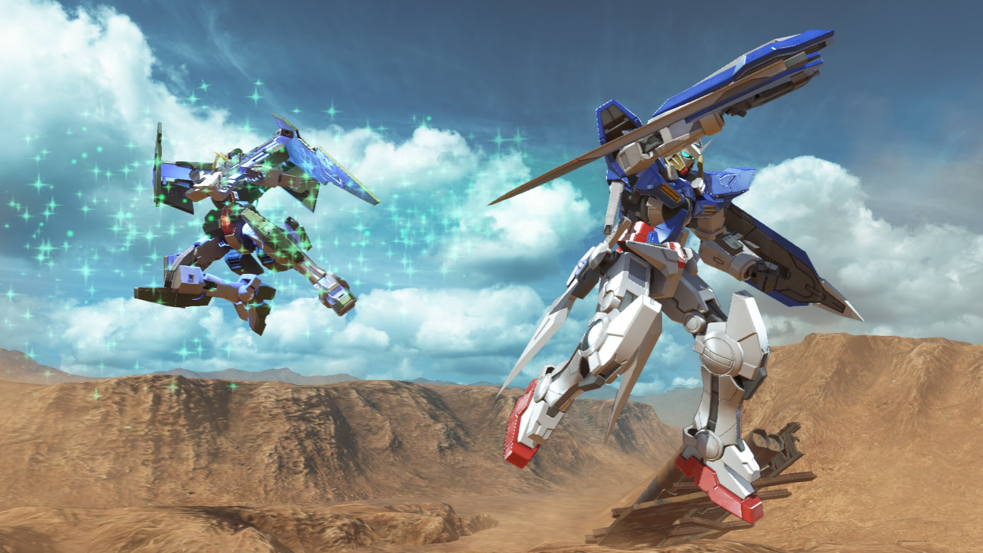 Gundam Versus, ARMS, and Radiant Historia remake were the biggest Japan releases this past month screenshot
