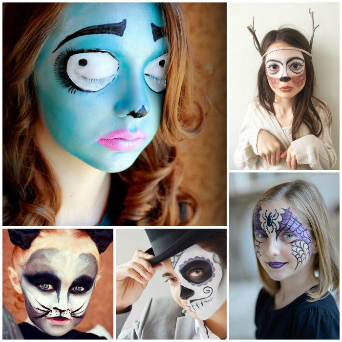 face-paint-collage-3
