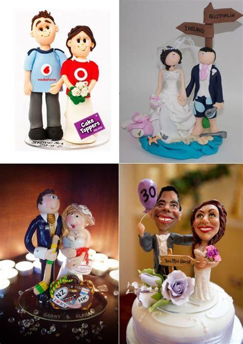 8 Personalised Wedding Cake Topper Ideas   weddingsonline