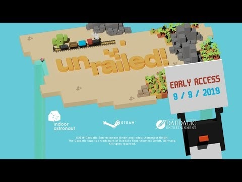 Unrailed Early Access Review | Gameplay